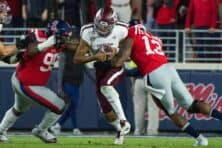 Ole Miss at Texas A&M football game postponed a second time