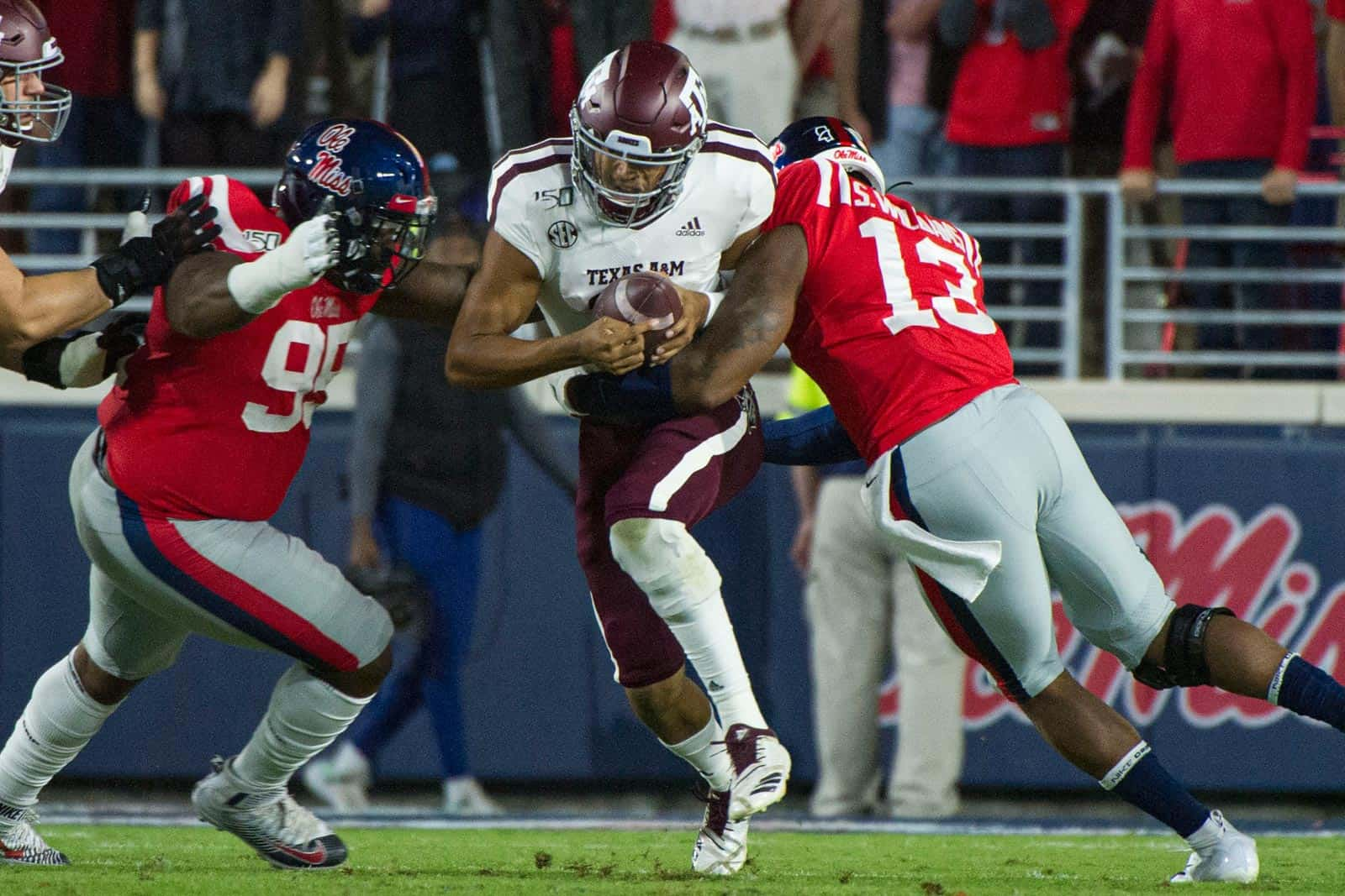 Texas A&M vs Ole Miss football game postponed over COVID-19 issues
