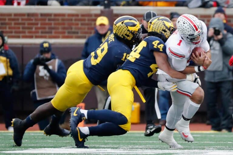 Michigan at Ohio State football game canceled due to COVID-19