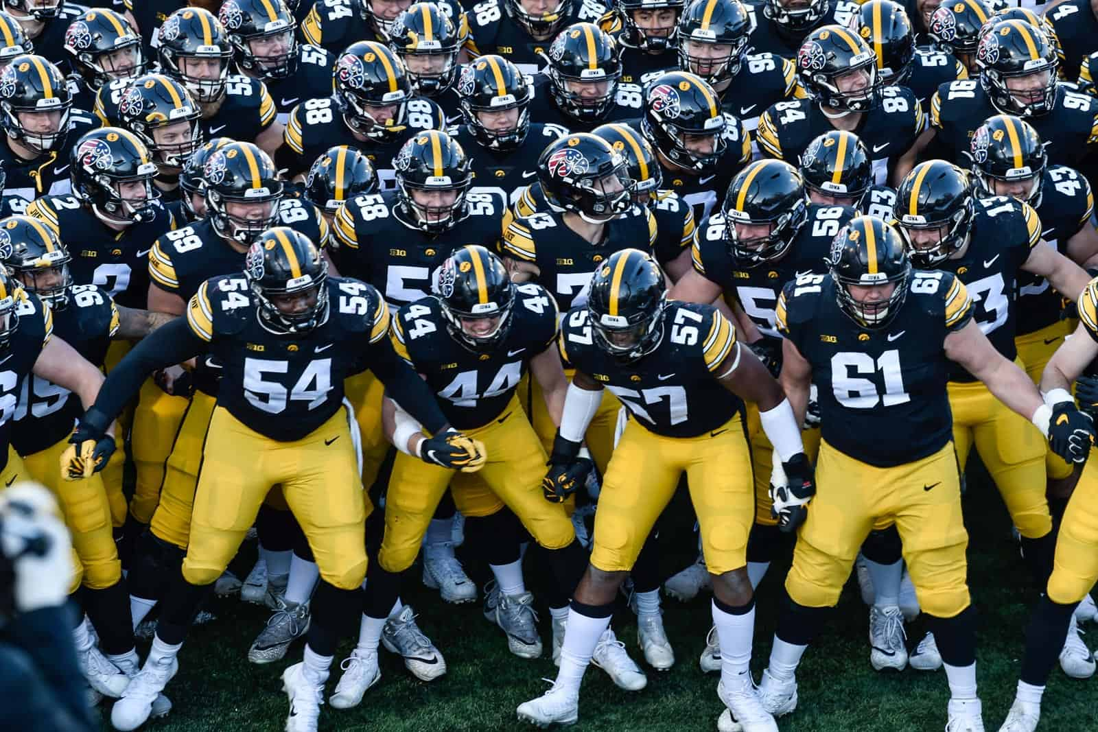 Iowa Adds Ball State To 2027 Football Schedule