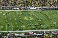Oregon replaces Washington in 2020 Pac-12 Championship Game