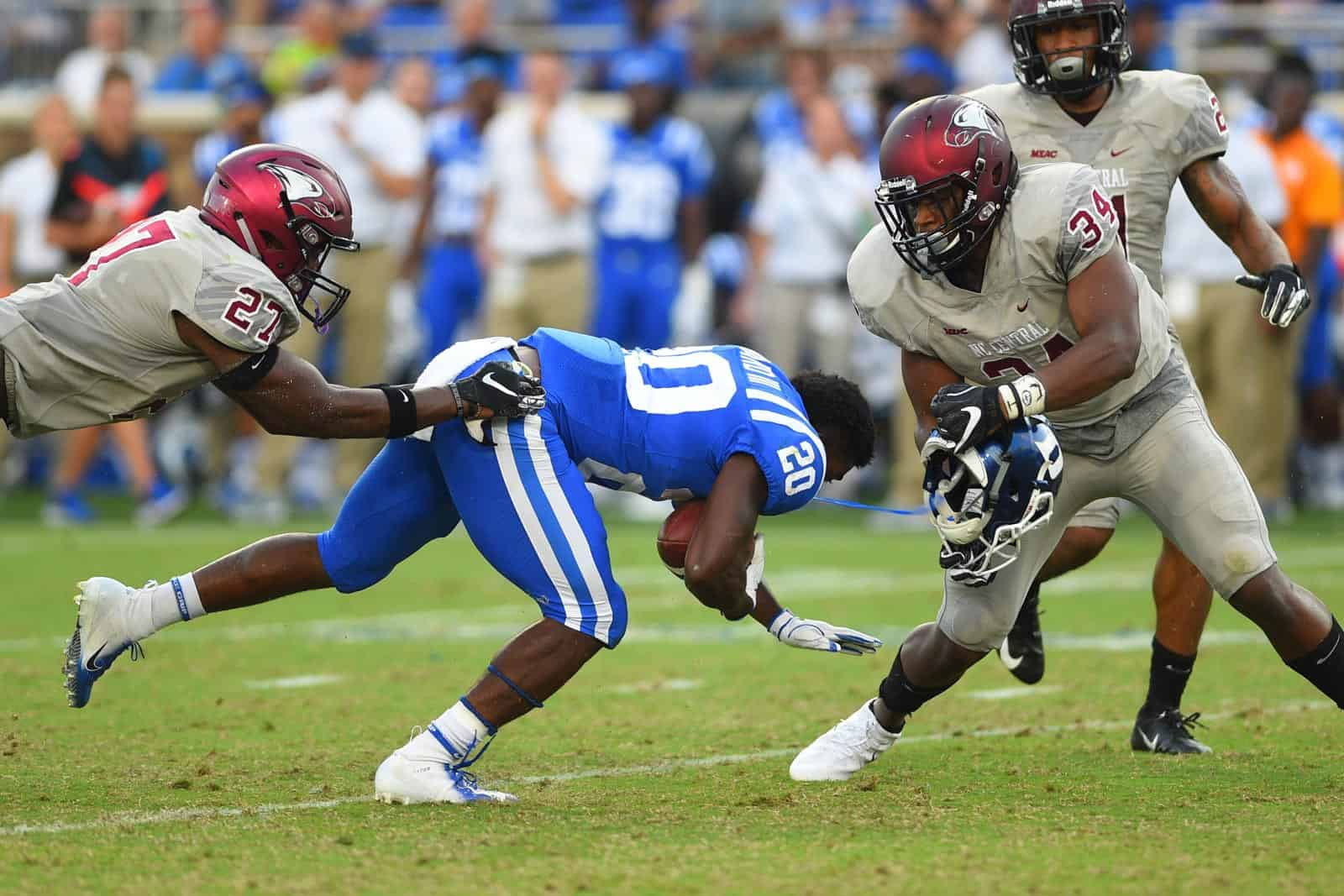 NC Central Eagles