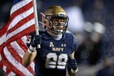 Navy releases 2024 non-conference football schedule