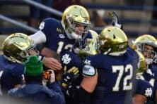 Notre Dame adds Central Michigan to 2023 football schedule