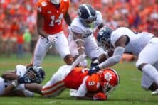 Georgia Southern to play at Clemson in 2026, at Kentucky in 2029