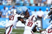 South Carolina, North Carolina schedule football series for 2028, 2029