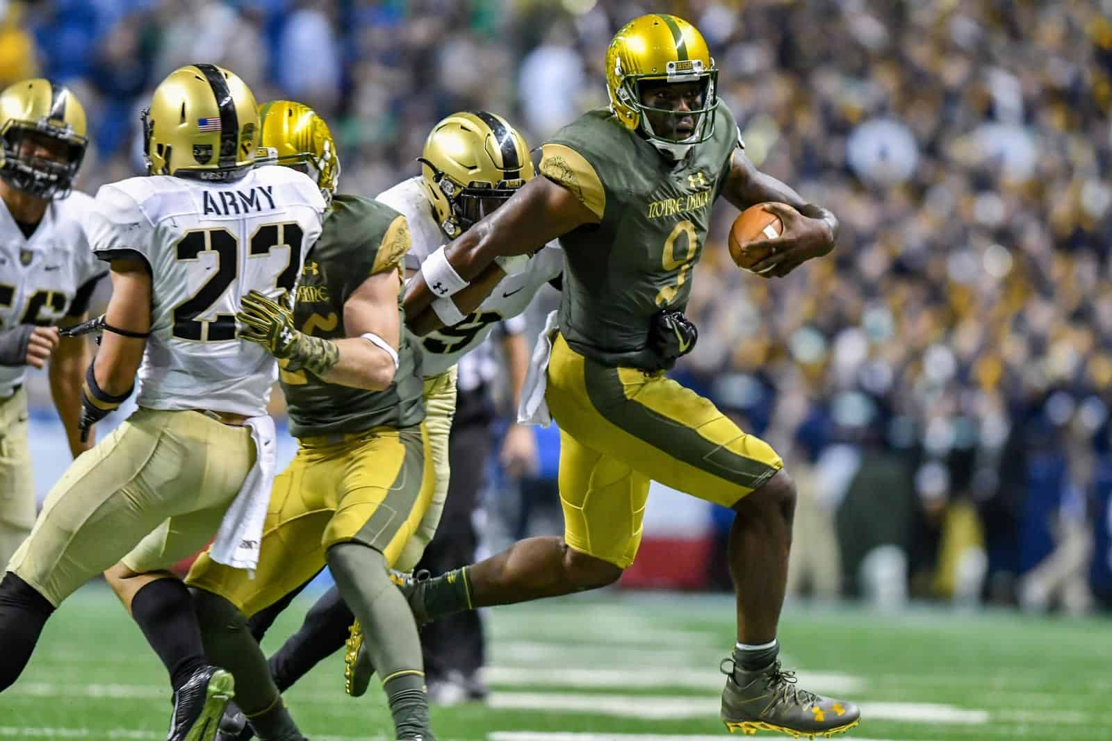 Army-Notre Dame
