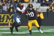 2021 Iowa-Maryland football game moved to Friday night