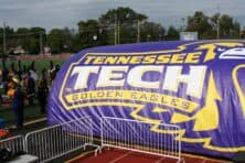 Tennessee Tech completes fall 2021 football schedule