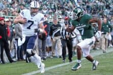 2020 Michigan State-BYU football game rescheduled for 2032
