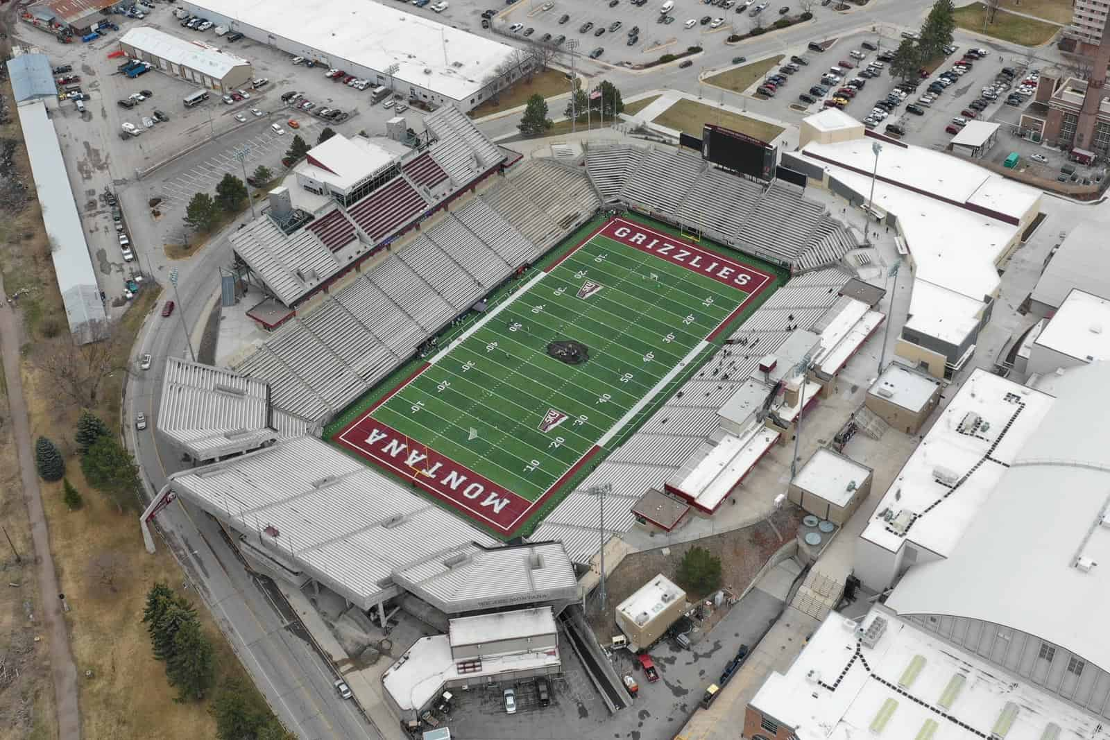 Washington-Grizzly Stadium