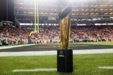 What if the 12-team College Football Playoff format began in 2014?