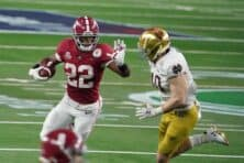 Alabama, Notre Dame reschedule football series for 2029, 2030