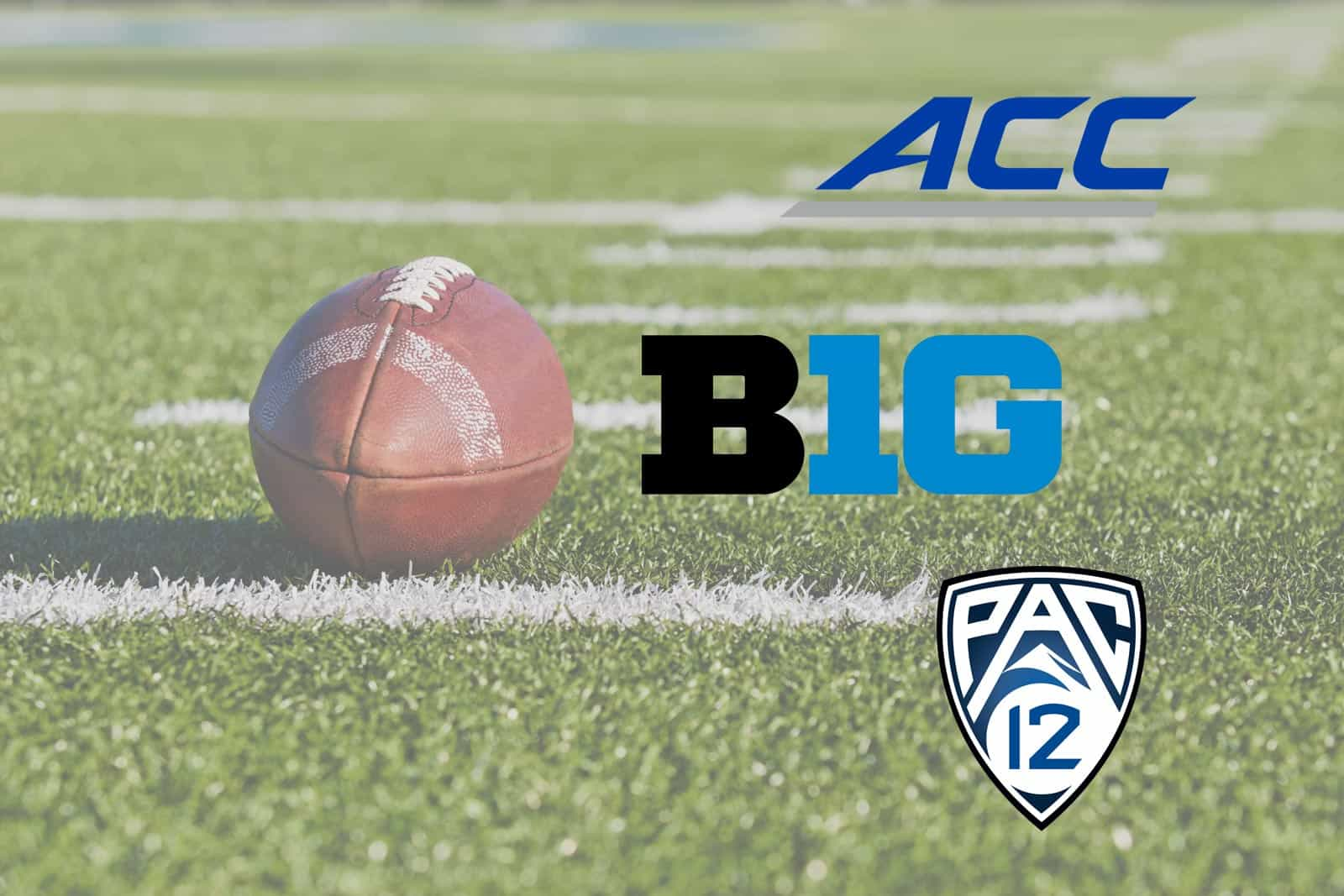 """The ACC, Big Ten, and Pac-12 have announced an """"historic"""" alliance, which includes a football scheduling component."""