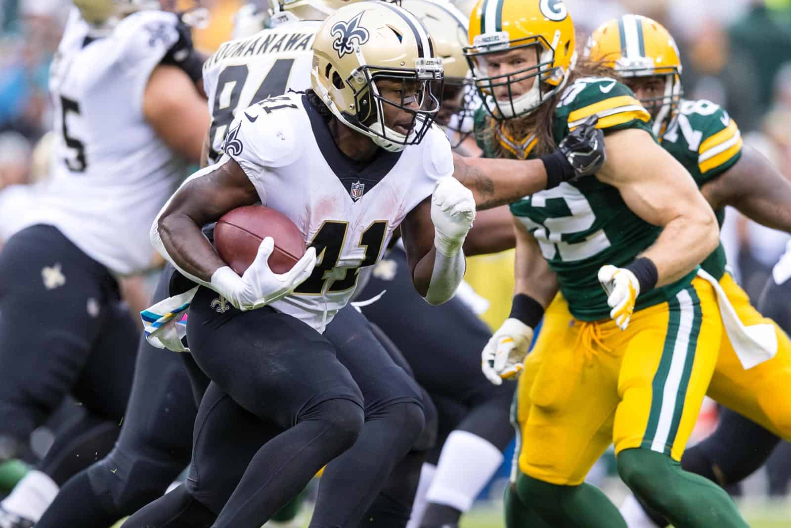 2021 NFL Schedule: Packers-Saints