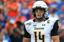 Robert Morris, Towson schedule 2025-26 home-and-home football series