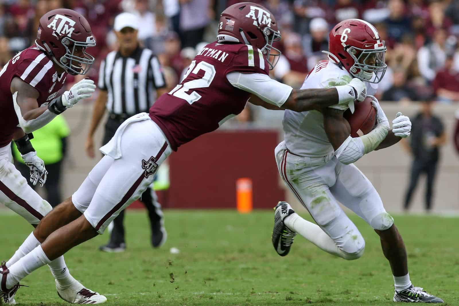 College football schedule: TV selections for Oct. 9, 2021