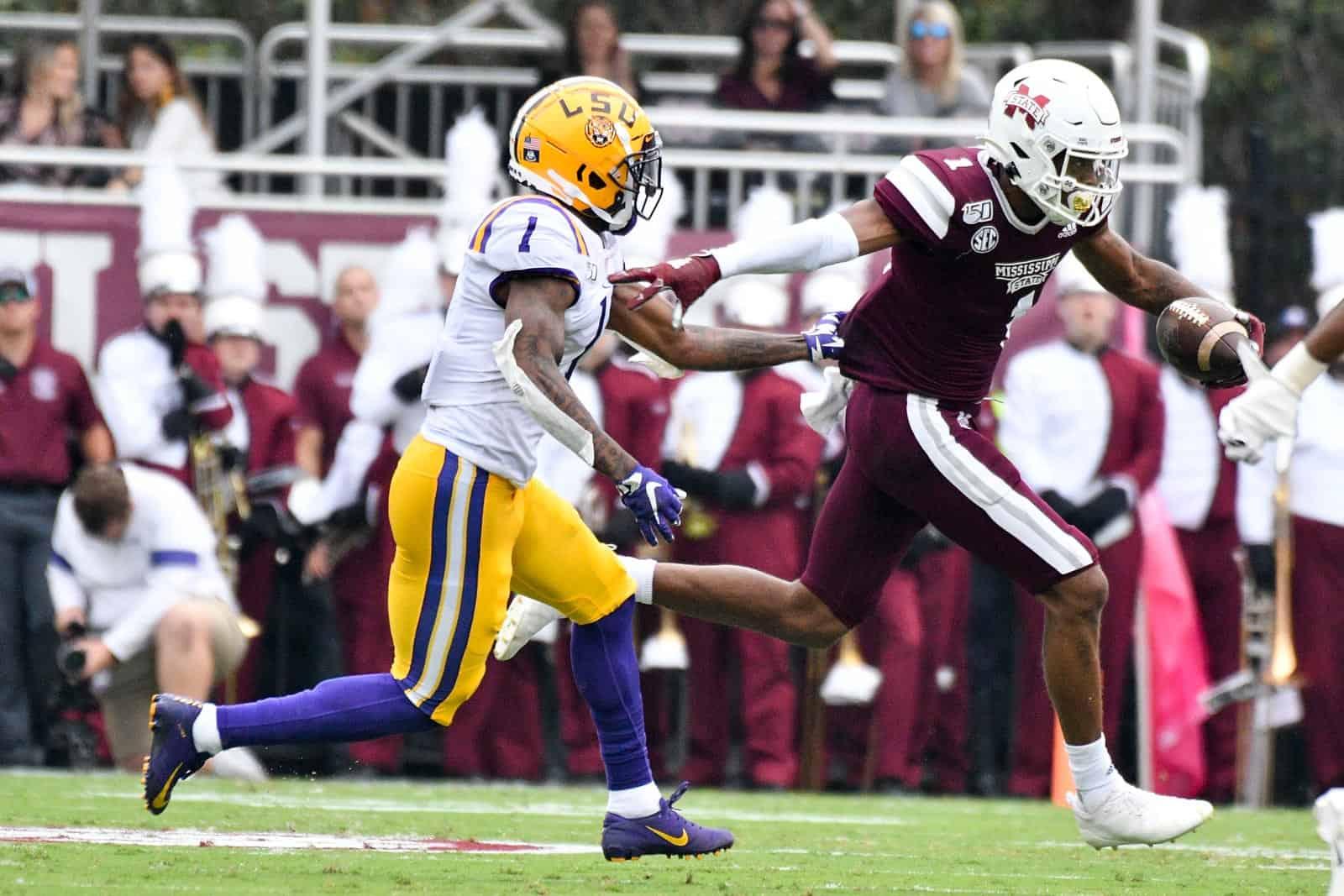2021 SEC Football Predictions | Week 4