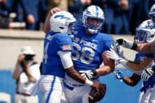 Air Force schedules home-and-home football series with Arizona, UTSA